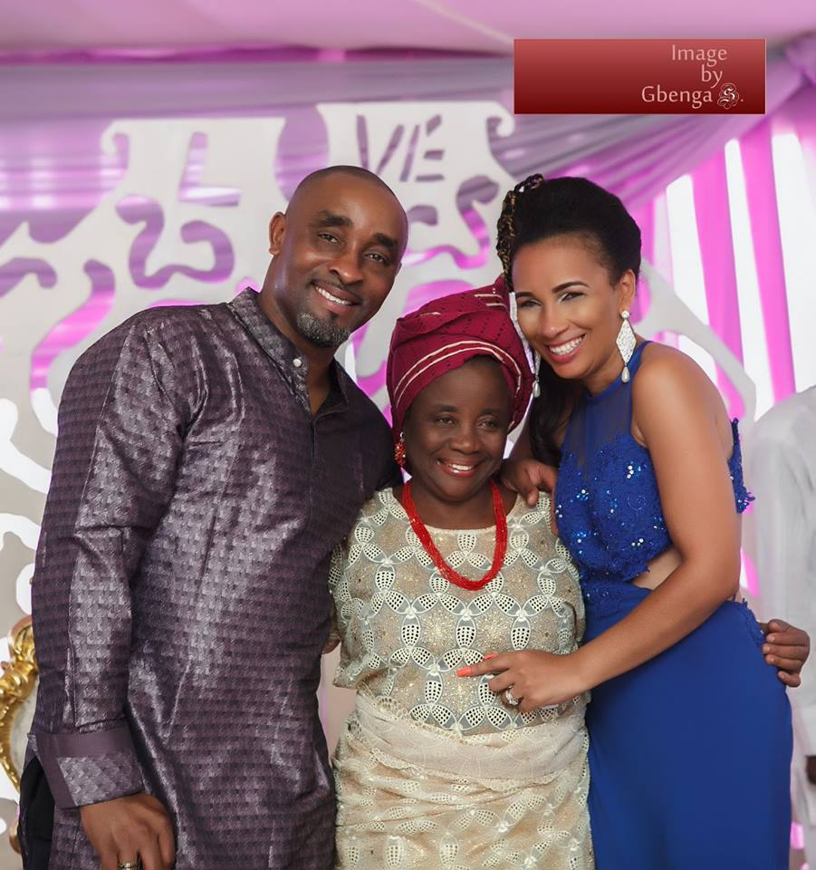 Ibinabo Fiberesimas White Wedding LoveweddingsNG18