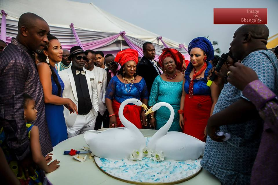 Ibinabo Fiberesimas White Wedding LoveweddingsNG21