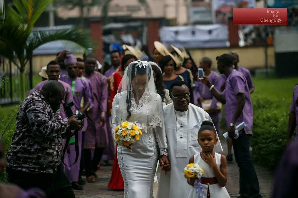 Ibinabo Fiberesimas White Wedding LoveweddingsNG3