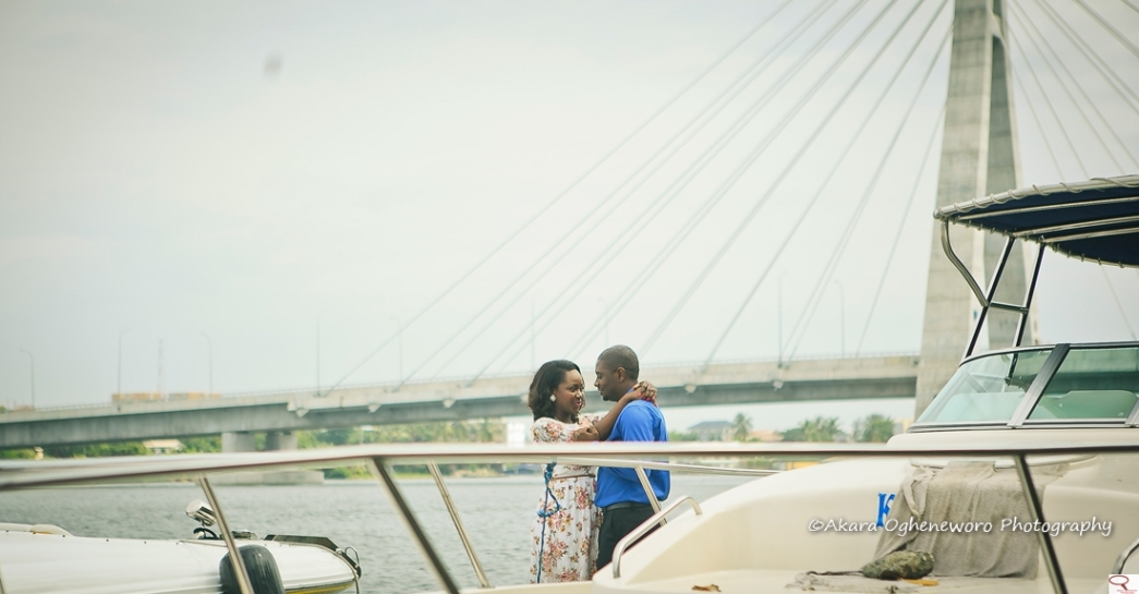 Ikoyi Lekki Bridge Prewedding Shoots We Love  - Akara Ogheneworo