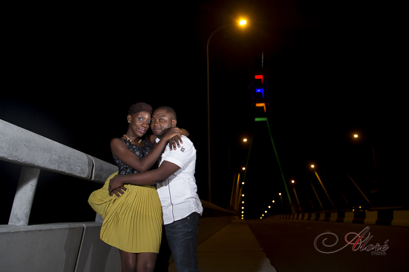 Ikoyi Lekki Bridge Prewedding Shoots We Love - Alore Studios1