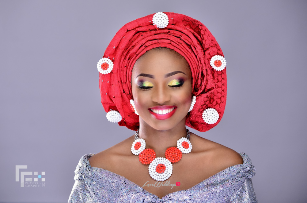 LoveweddingsNG Christmas inspired Shoot