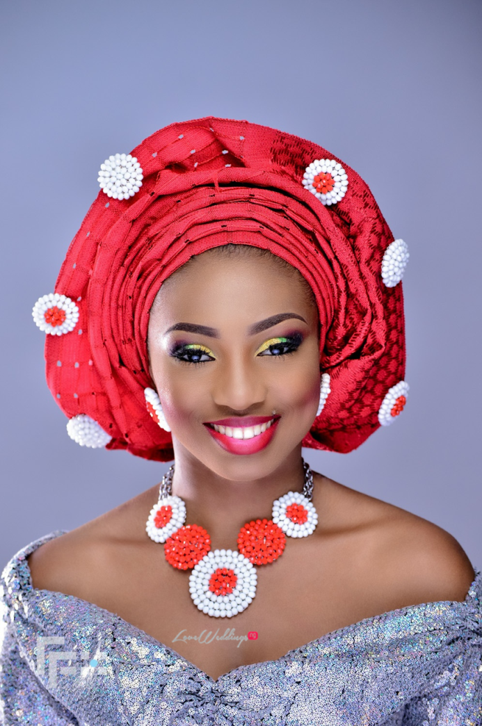 LoveweddingsNG Christmas inspired Shoot2