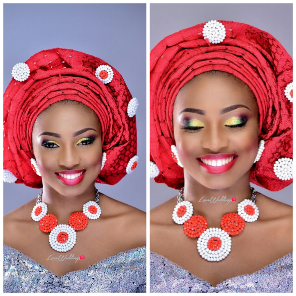 LoveweddingsNG Christmas inspired Shoot4