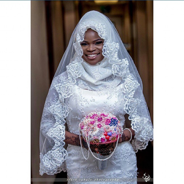 LoveweddingsNG Maryam and Mobolade