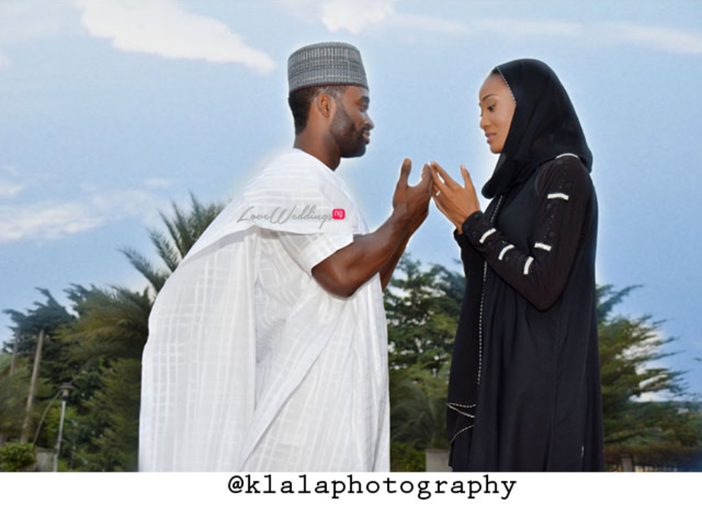 LoveweddingsNG Nigerian Prewedding Aisha and Tunde Klala Photography6