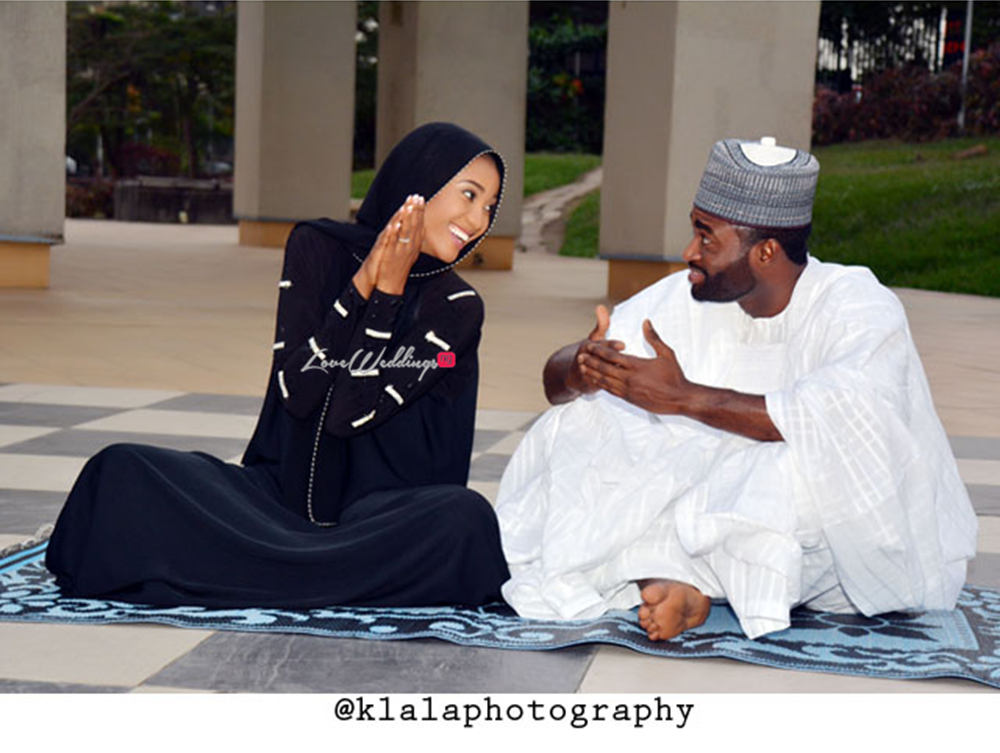 LoveweddingsNG Nigerian Prewedding Aisha and Tunde Klala Photography7
