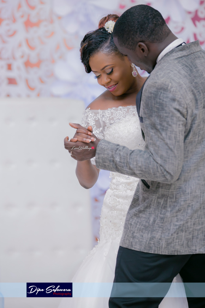 LoveweddingsNG White Wedding Lola Shola1