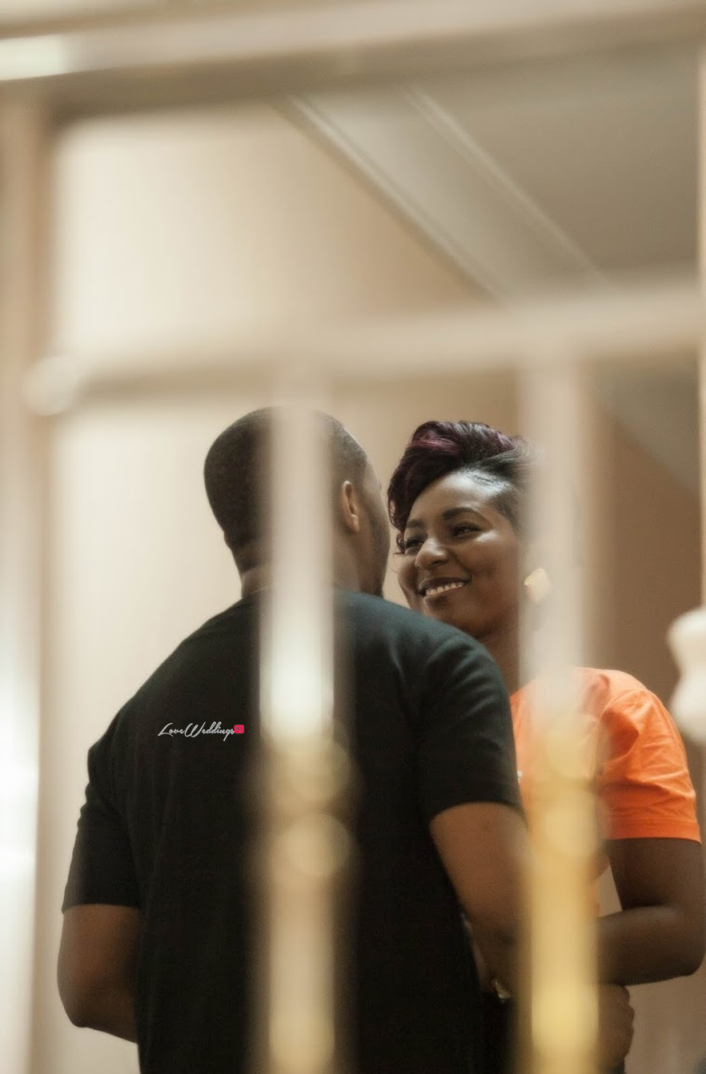 Loveweddingsng Nigerian Prewedding Shoot - Odun and Ladi
