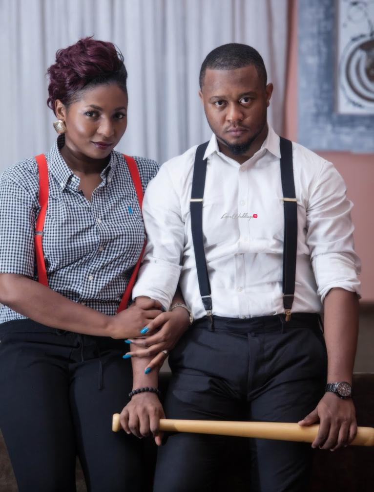 Loveweddingsng Nigerian Prewedding Shoot - Odun and Ladi3