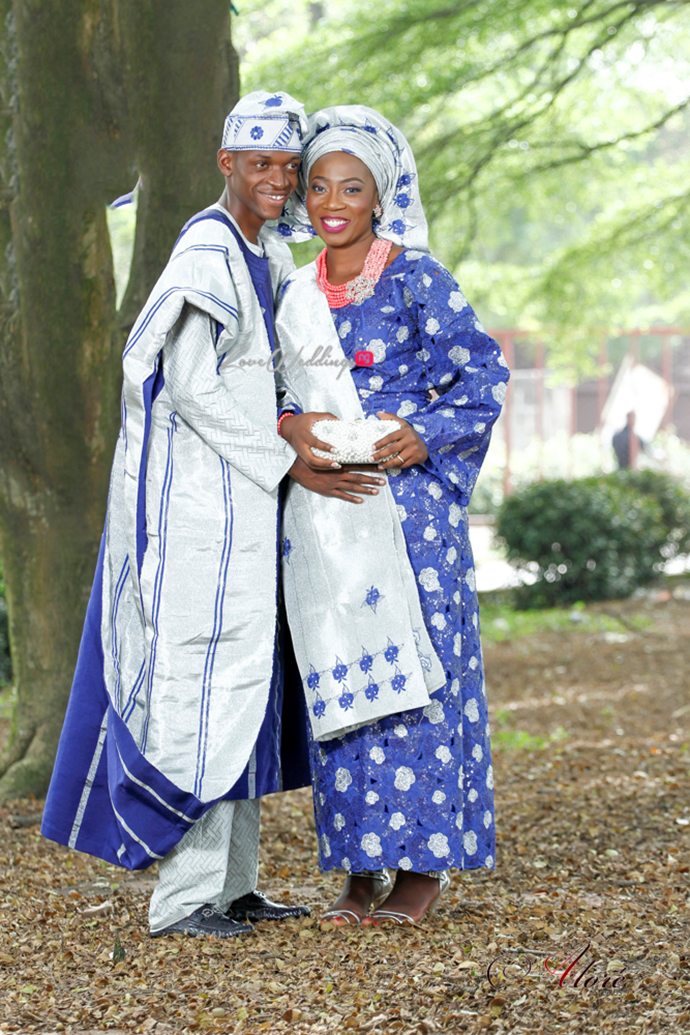 Loveweddingsng Nigerian Traditional Wedding - Olawunmi and Adeola1