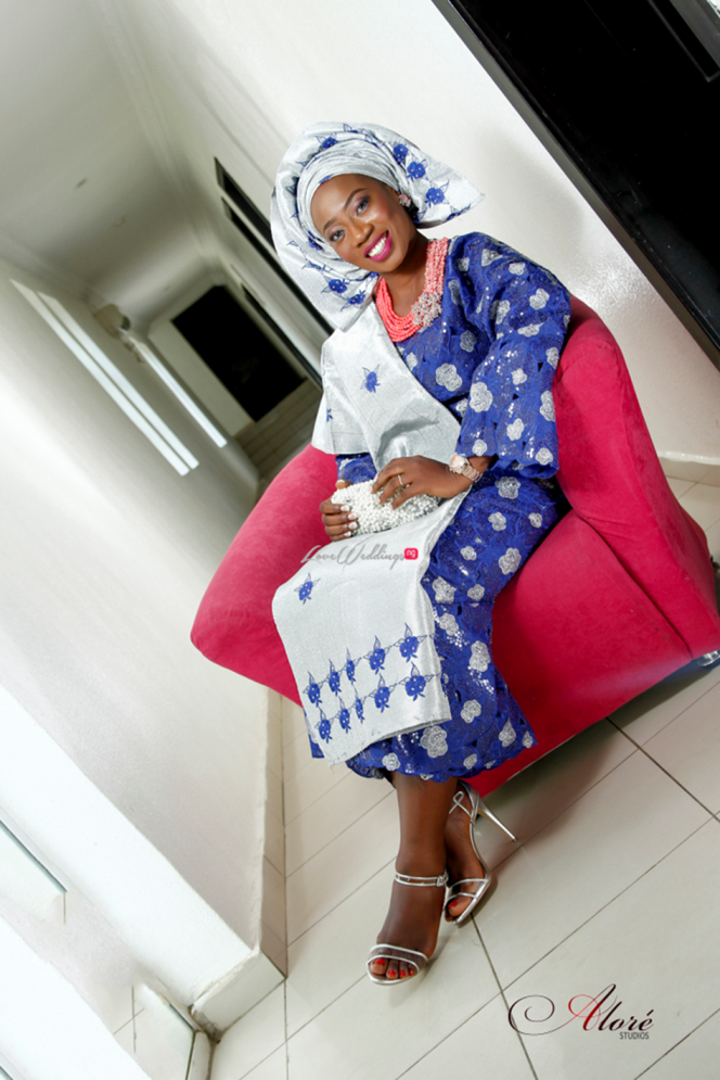 Loveweddingsng Nigerian Traditional Wedding - Olawunmi and Adeola3