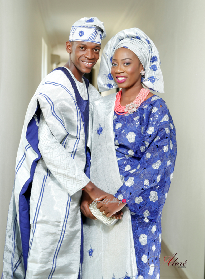 Loveweddingsng Nigerian Traditional Wedding - Olawunmi and Adeola8