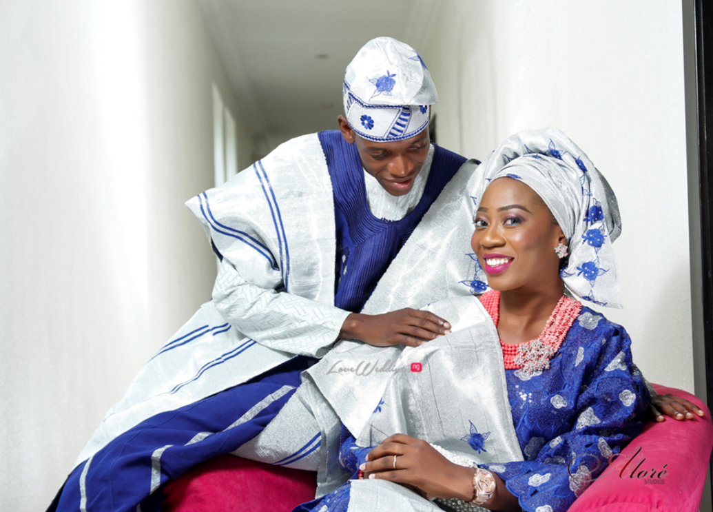 Loveweddingsng Nigerian Traditional Wedding - Olawunmi and Adeola9