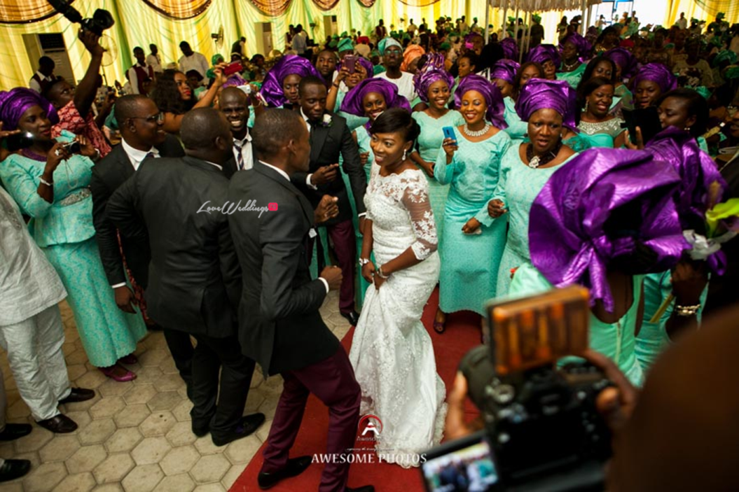 Loveweddingsng Olawunmi and Adeola White Wedding80