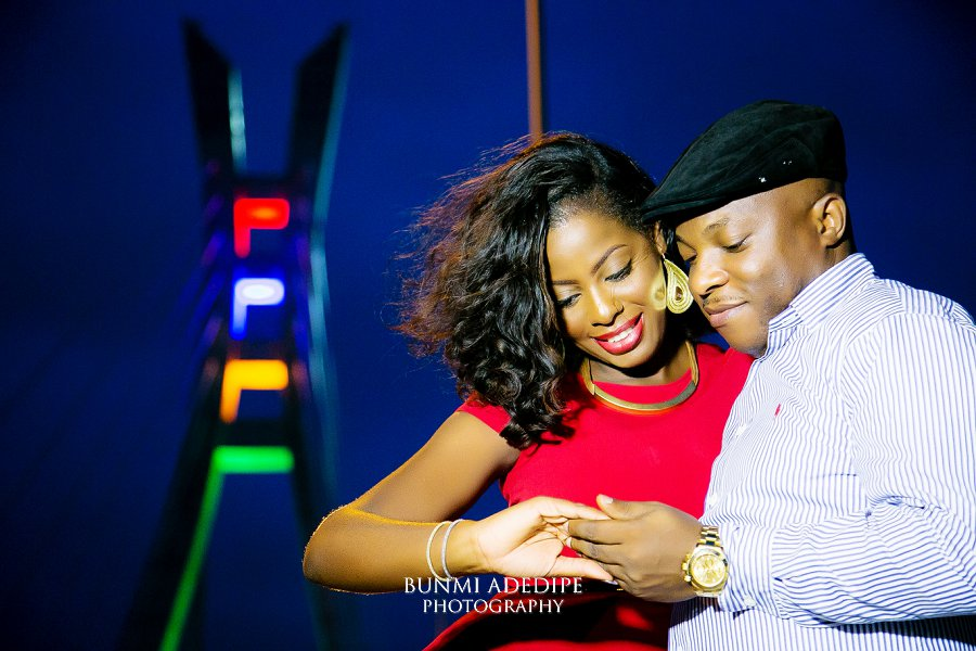Nigerian Prewedding New Lekki Bridge Tolu Tope Bunmi Adedipe Photography Bumyperfect Photography
