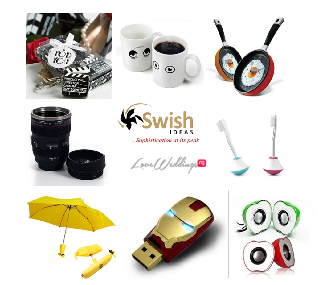Nigerian Wedding Gifts: Swish Ideas Loveweddingsng Feat