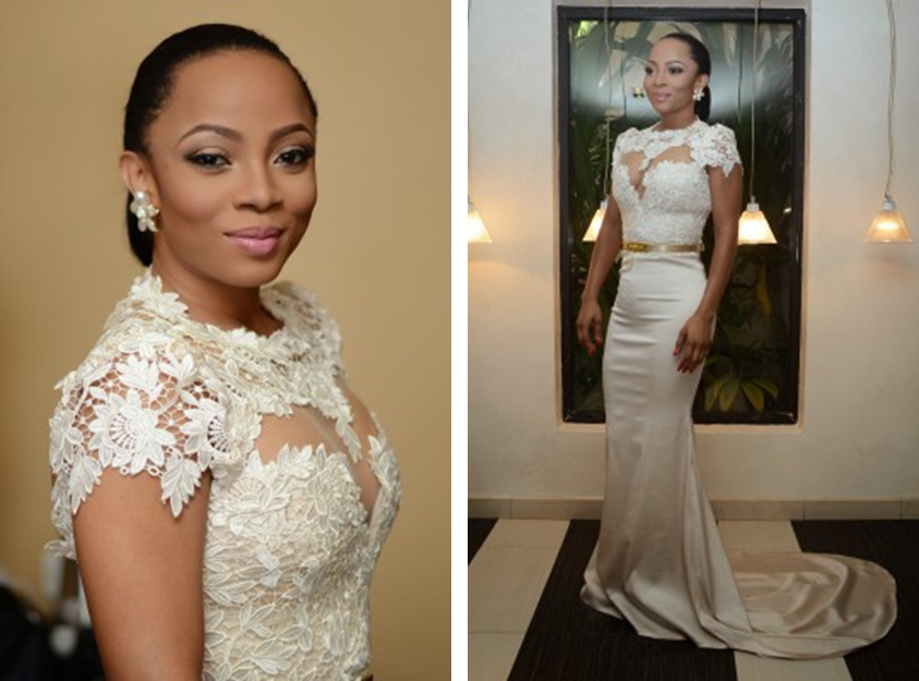 Toke Makinwa April By Kunbi LoveweddingsNG