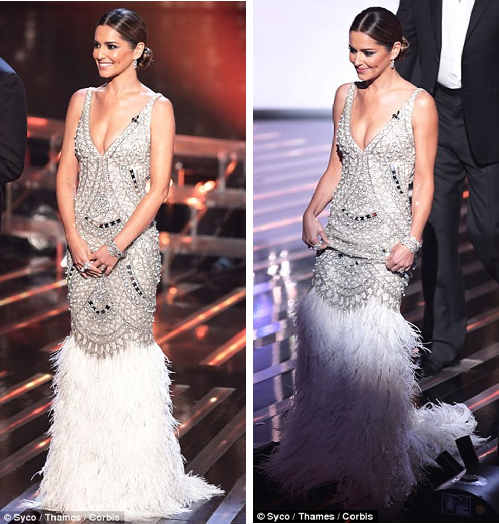 X Factor 2014 - Cheryl Fernandes Versini Loveweddingsng Bridal Inspiration9