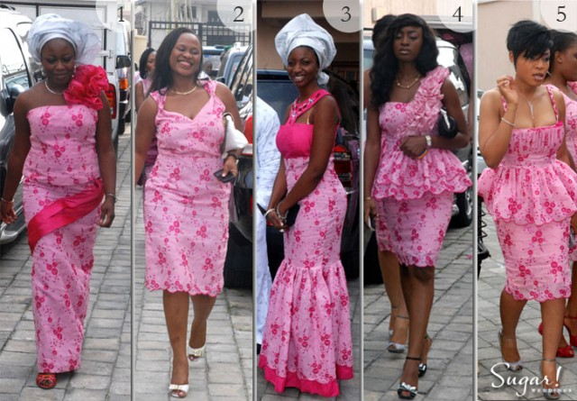 Ariyike Weekly AsoEbi LoveweddingsNG