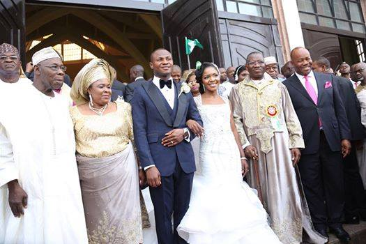 Ine Jonathan Simon Wedding LoveweddingsNG2