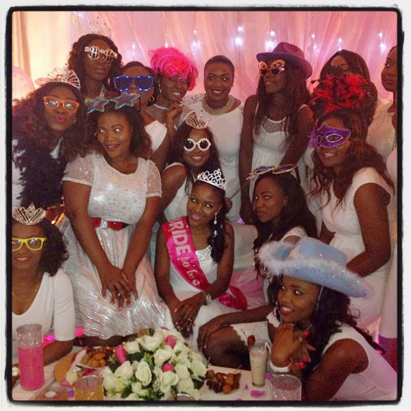 Ine President Jonathans Daughter Bridal Shower LoveweddingsNG1