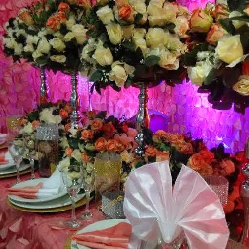 Ine President Jonathans Daughter Bridal Shower LoveweddingsNG2
