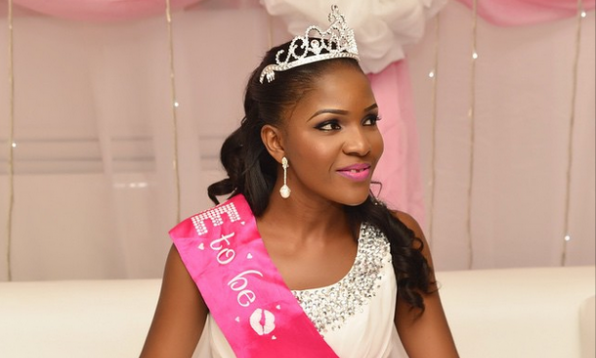 Pictures from the President's Daughter – Ine's Bridal Shower