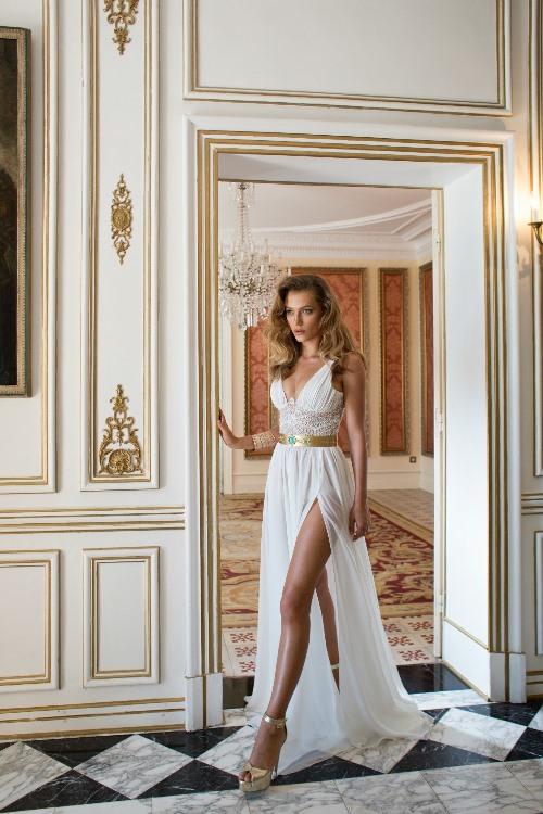 Julie Vino 2015 Provence Collection LoveweddingsNG