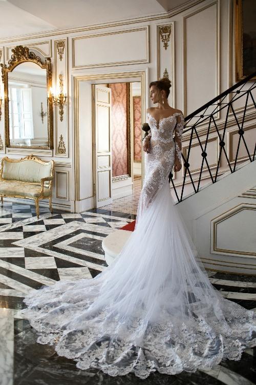 Julie Vino 2015 Provence Collection LoveweddingsNG10