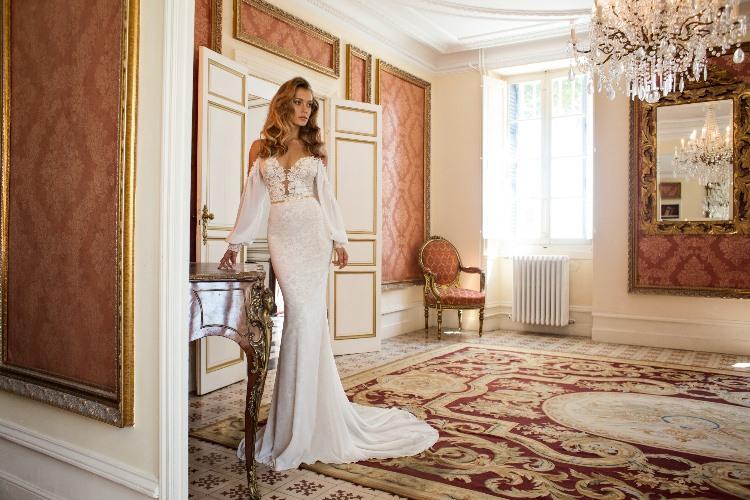 Julie Vino 2015 Provence Collection LoveweddingsNG35