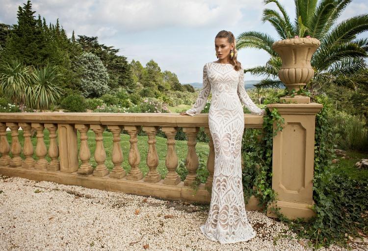 Julie Vino 2015 Provence Collection LoveweddingsNG40