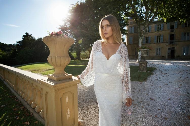 Julie Vino 2015 Provence Collection LoveweddingsNG7