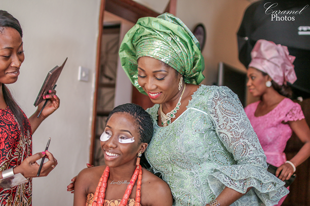 LoveweddingsNG Adanma Ohakim and Amaha Traditional Wedding Igba Nkwu13