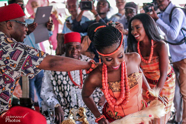 LoveweddingsNG Adanma Ohakim and Amaha Traditional Wedding Igba Nkwu45