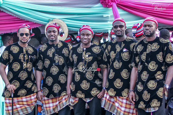 LoveweddingsNG Adanma Ohakim and Amaha Traditional Wedding Igba Nkwu67