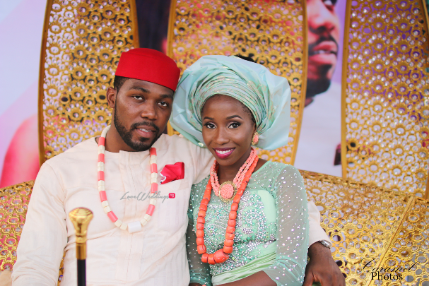 LoveweddingsNG Adanma Ohakim and Amaha Traditional Wedding Igba Nkwu79