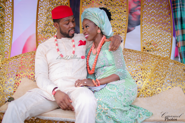 LoveweddingsNG Adanma Ohakim and Amaha Traditional Wedding Igba Nkwu81