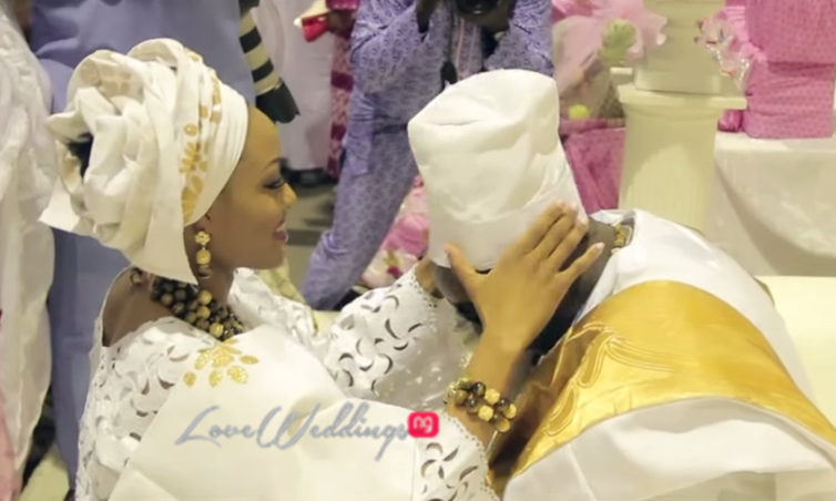 Wedding Box Office: Watch Atinuke & Oladipupo's Wedding Trailer