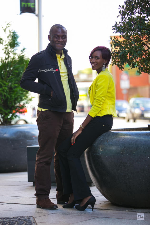 LoveweddingsNG PreWedding Anu and Demola