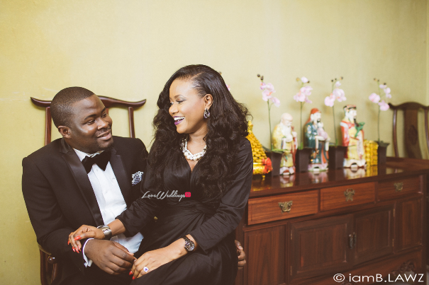 LoveweddingsNG presents 'The Power Couple' – Bisola & Gbolahan | iamB.lawz