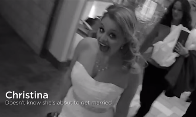 LoveweddingsNG Surprise Wedding