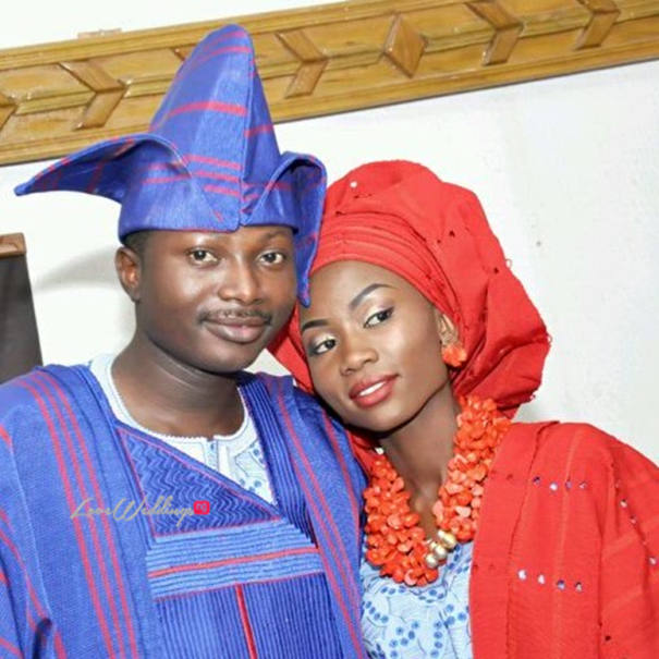 LoveweddingsNG Traditional Wedding Ade and Bunmi1