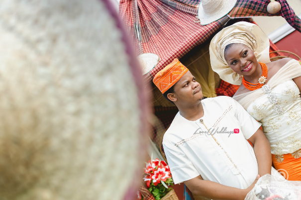LoveweddingsNG presents Amara & Chidi's Traditional Wedding | Auxano Photography