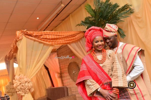 LoveweddingsNG Traditional Wedding Morenike and Dayo