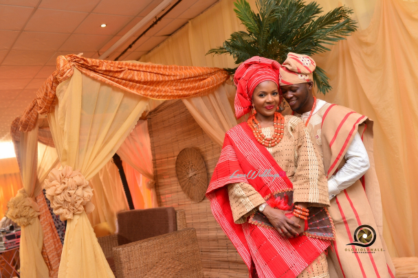 LoveweddingsNG presents Morenike & Dayo