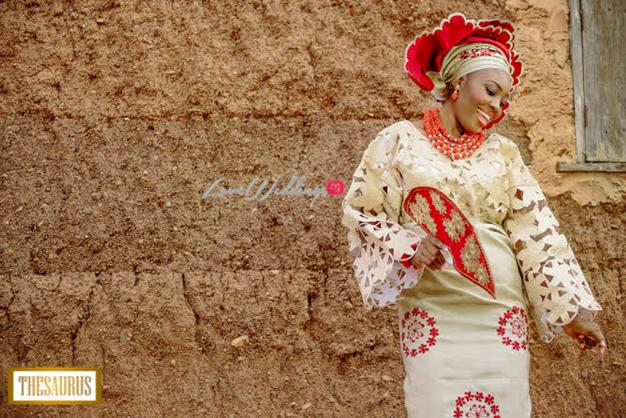LoveweddingsNG Traditional Wedding Yetunde and Rotimi Thesaurus Studios29