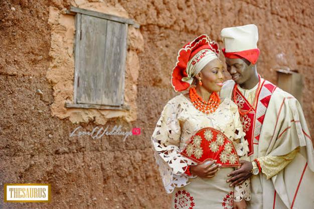 LoveweddingsNG Traditional Wedding Yetunde and Rotimi Thesaurus Studios31