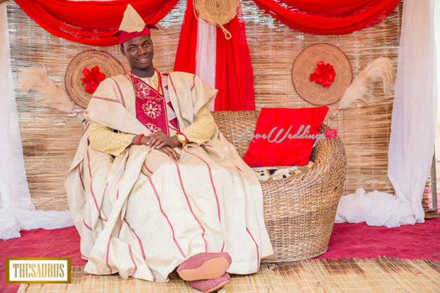 LoveweddingsNG Traditional Wedding Yetunde and Rotimi Thesaurus Studios42