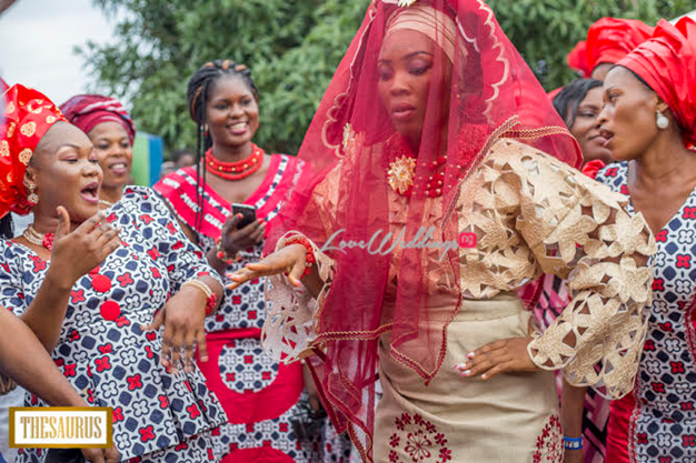 LoveweddingsNG Traditional Wedding Yetunde and Rotimi Thesaurus Studios48
